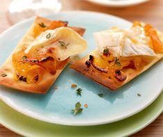 Gnocchi verdi al gorgonzola Crackers, Bon Appetit, Mashed Potatoes, Biscuits, Ethnic Recipes, Honey, Gnocchi, Lawyer, Cheese