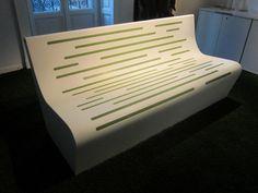 Samsung Staron Solid Surfaces presentes en Milan Design Week 2011