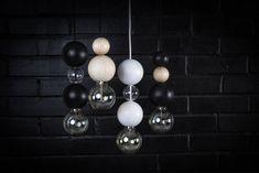 New Nordic Design Brand ( Nordic Design, Scandinavian Design, Scandinavian Lighting, New Nordic, Lassi, Glass Ball, Recycled Glass, Lamp Design, Branding Design