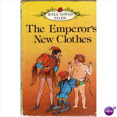 Ladybird 606D Well-Loved Tales Emporer's New clothes 9780721406251 on eBid United Kingdom