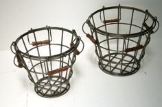 Factory Baskets -- Available at Waters of Superior