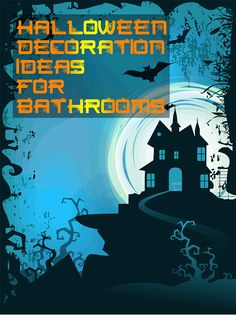 Halloween Decoration Ideas for Bathrooms
