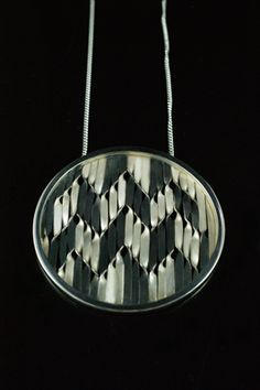 Victoria chooses #geometric #jewellery by Rebecca Little in her #Craft Finder personal #collection.