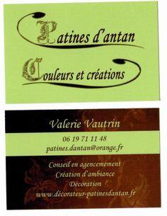 Valérie VAUTRIN Artisan d'Art Peintre en Décor - Décorateur d'intérieur
