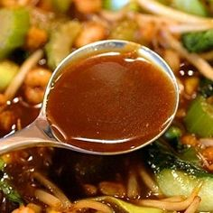 All-Purpose Stir-Fry Sauce (Brown Garlic Sauce) Recipe on Yummly. @yummly #recipe