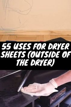 Clean All The Things, Uses For Dryer Sheets, Stephanie Lynn, Crazy Houses, Static Cling, Pottery Barn Kids, Hacks, Amazing, Tips