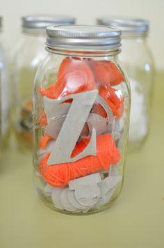 Crafty Mason Jar Gifts