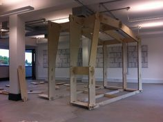WikiHouseUK // Ascot in West // Prototype // 2012 // wikihouse-zero-bolts-prototype-at-ascot-in-west