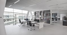 Adidas Office Interior