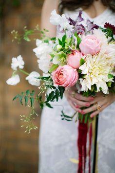 Wedding Bouquets :     Picture    Description  lush spring bouquet – photo by Anna Naphtali ruffledblog.com/… #bouquets #weddingbouquet #flowers    - #Bouquets https://weddinglande.com/accessories/bouquets/wedding-bouquets-lush-spring-bouquet-photo-by-anna-naphtali-ruffledblog-com-bouquets-wedd/