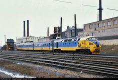 RailPictures.Net Photo: ON 1980 Ontario Northland RAm/DE at Toronto, Ontario, Canada by Janusz Mrozek