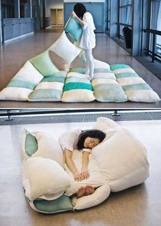 Pillow Blanket / by Joon & Jung by brittney