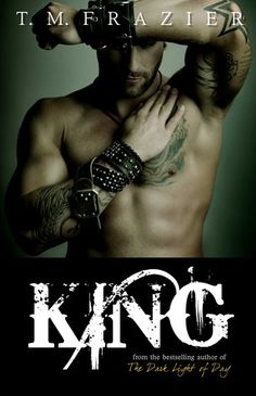 King - T. Frazier dark NA waiting for the ARC to drop on my email. I Love Books, Books To Read, My Books, Reading Books, Book Club Books, Book 1, King T, King Author, Free Epub