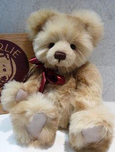 Daisy - my 2nd Charlie Bear
