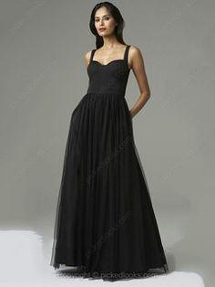 Tulle Elastic Woven Satin Sweetheart Floor-length A-line Ruffles Ball Dresses -NZD$156.59