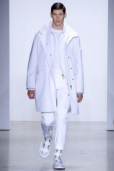 Calvin Klein Collection Spring 2016 Menswear Fashion Show: Complete Collection - Style.com