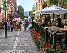 Victoria Restaurants And Dining British Columbia Bc Canada