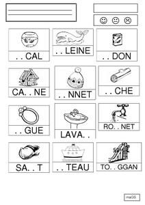 syllabes avec b - la maternelle de Camille Speech Language Pathology, Speech And Language, Language Acquisition, Cursive Handwriting, French Classroom, French Immersion, French Lessons, Brain Teasers, Learn French
