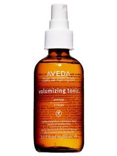 Aveda Volumizing Tonic. Pick some up from Eco Chic Aveda Salon and Spa on Level 2