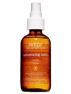 Aveda Volumizing Tonic. Pick some up from Eco Chic Aveda Salon and Spa on Level 2