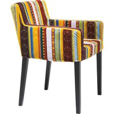 Chair with Armrest Very British - KARE Design