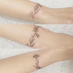 Regardez cette photo Instagram de @tattooist_flower • 3,131 mentions J'aime