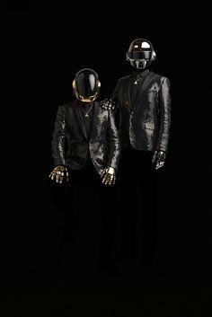 Daft Punk For Triple J Magazine