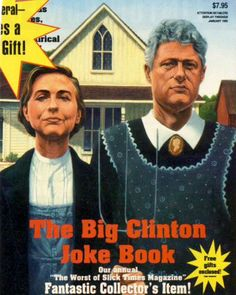 Hill-Billy Gothic 2   36 Pop Cultural Reinventions Of The American Gothic Painting
