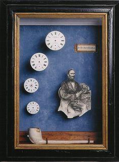 """Jeff Wassmann. """"In The Star Chamber, 1897 (En la cámara de las estrellas, 1897)""""  Obras en Cajas"""