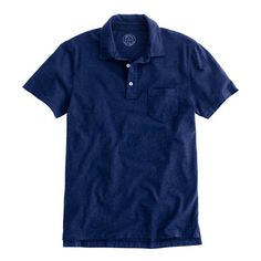 love the slim fit pocket polo, pretty much have one in every color