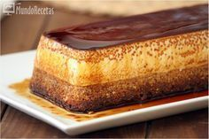 Cold Desserts, Mini Desserts, Easy Desserts, Delicious Desserts, Brownie Recipes, Cake Recipes, Dessert Recipes, Conchas Recipe, Mexican Food Recipes