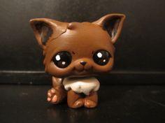 Eevee Pokemon Littlest Pet Shop custom