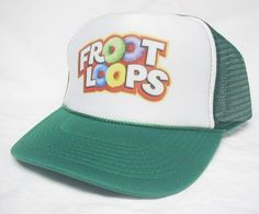 Froot Loops Trucker Hat - Products, Business and Brands Trucker Hats & More