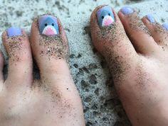 shark nail art  http://miascollection.com