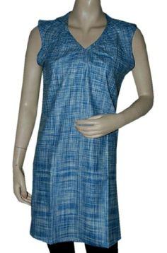 Indian Yoga Desinger Womens Clothing Khadi Kurta « Clothing Impulse