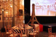Soirée à Paris
