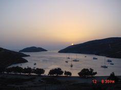 Κύθνος Greece, Celestial, Sunset, Night, Beach, Water, Outdoor, Greece Country, Gripe Water