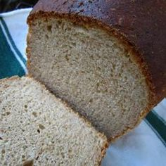 Whole Wheat Oatmeal Bread Allrecipes.com -- My go to bread recipe.