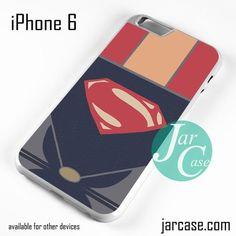 Superman Man Of steel Suit NT Phone case for iPhone 6 and other iPhone devices