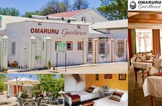 Omaru Guesthouse in Namibia