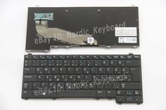 HU HG Magyar Billentyűzet Hungarian Keyboard for Dell Latitude E5440 no pointer