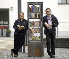 Projekt Eselsohr: librerie di strada in Germania