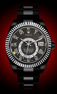 Watch What If: Rolex Sky Dweller
