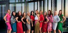 Akčné ženy s témou networking v časopise Evita - Akčné ženy Bridesmaid Dresses, Prom Dresses, Formal Dresses, Wedding Dresses, Instagram, Fashion, Bridesmade Dresses, Dresses For Formal, Bride Dresses