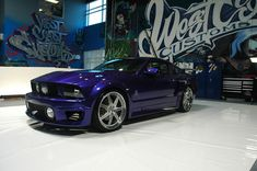 Barrett-Jackson: West Coast Customs Mustang Nr.3 « Muscle Cars