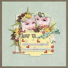 I Love You Infinity by Little Green Frog Designs http://scraporchard.com/market/I-Love-You-Infinity-Digital-Scrapbook-Template.html  I Love You Infinity by Amber Shaw http://scraporchard.com/market/I-Love-You-Infinity-Digital-Scrapbook-Kit.html