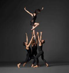 New York City Ballet's Tiler Peck with the boys.  Google Image Result for http://24.media.tumblr.com/tumblr_llm2p44n701qjr73vo1_500.jpg