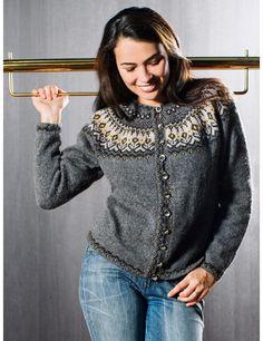 Garnpakke i Alpakka Wool fra Du Store Alpakka Turtle Neck, Wool, Knitting, Blouse, Long Sleeve, Sleeves, Elegant, Sweaters, Charts