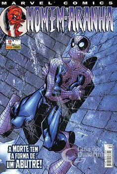 Homem-Aranha n° 12 - Panini