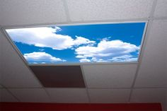 Cumulus II Skypanels; Fluorescent Light Diffuser